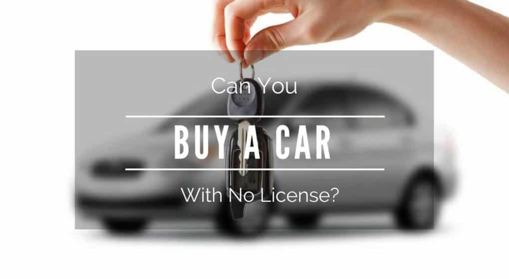 Can You Buy a Car Without a License? - WUFM